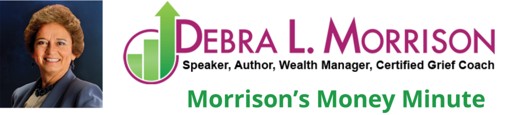 Morrison's Money Minute Newsletter